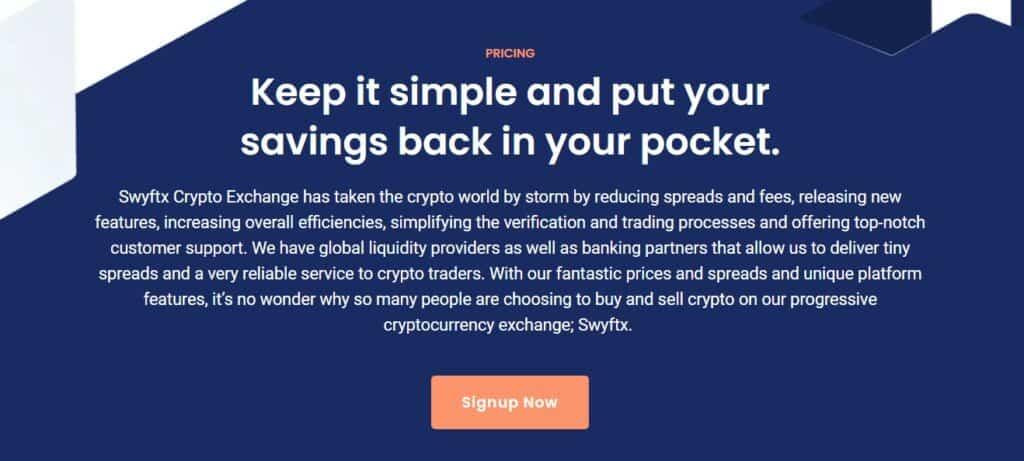 Swyftx trading fees
