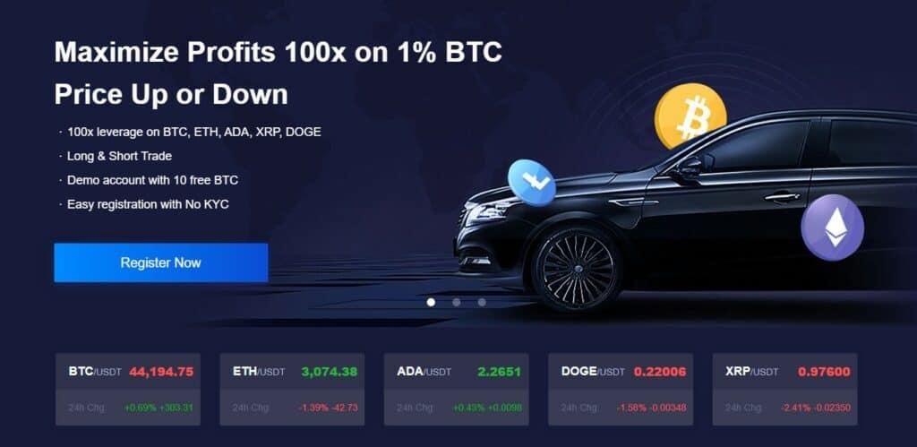 Bexplus homepage