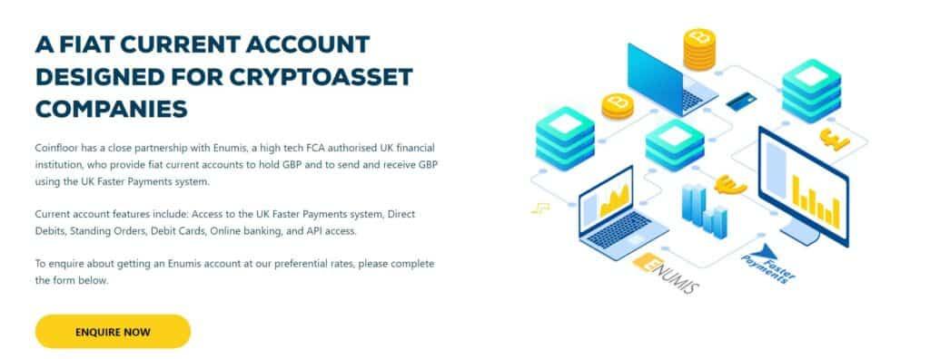 Coinfloor payment methods