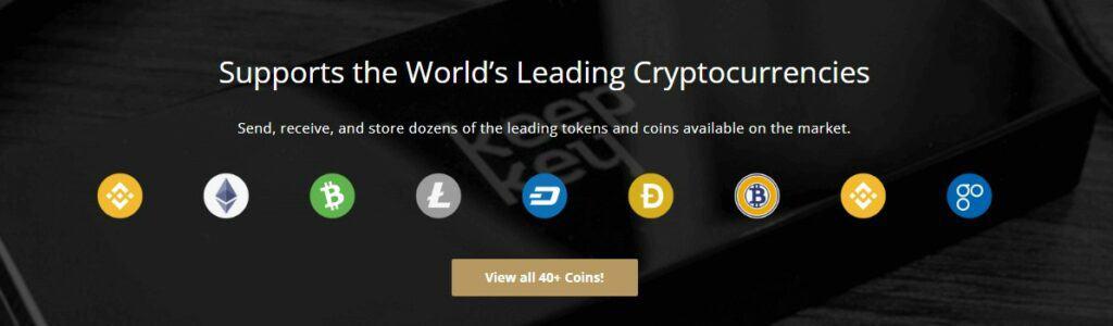 keepkey compatible cryptocurrencies